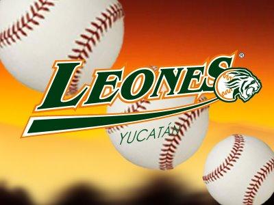 Les Presento a mi equipo:Leones de Yucatán. - Página 3 Logo-leones