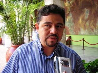 Consejero Jurídico, Sergio Cuevas