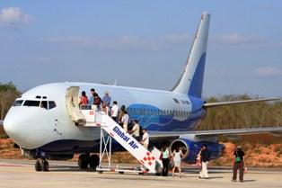 viajar por avion: