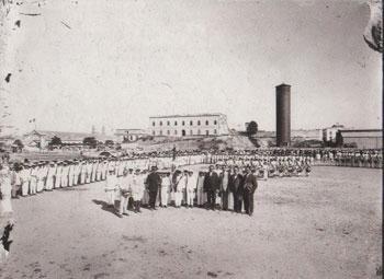 Esta ere la ciudadela de san benito lugar en el que hoy día ocupa el mercado con el mismo nombre