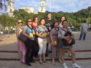 Empresarios chilenos vistan m rida revista yucat n for Oficina de turismo de merida