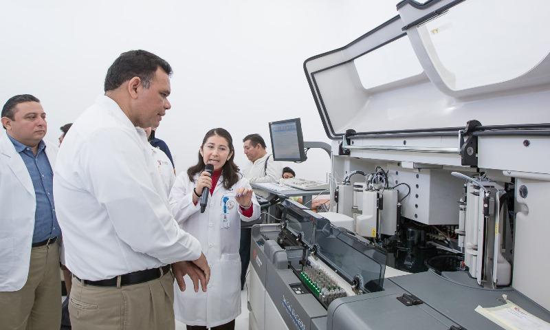 M s y mejor equipo para laboratorio del centro de salud - Centro de salud merida ...