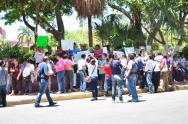 protest en chablekal