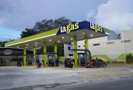 la gas