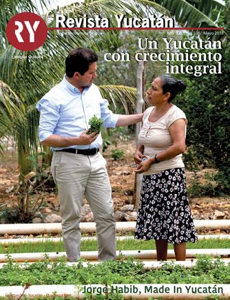 Portada Revista Yucatán