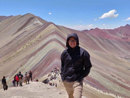 Un arcoiris hecho montaña (1)