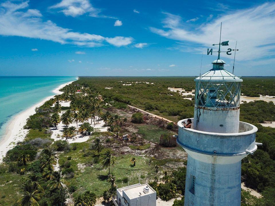 El Palmar, Yucatán (Foto: Mariana Baenove)