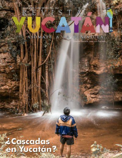 Portada Revista Yucatan edicion junio 2020