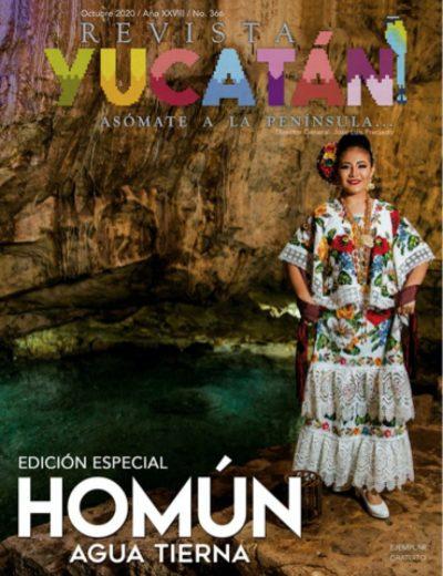 Revista Yucatan Octubre