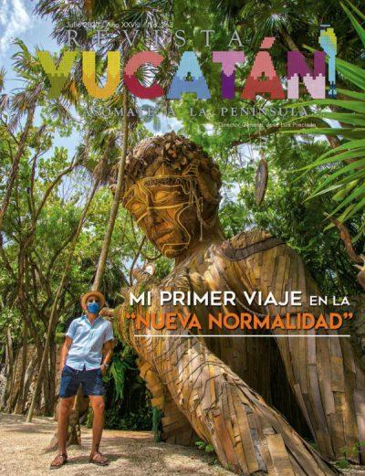 Portada Revista Yucatan edicion julio 2020
