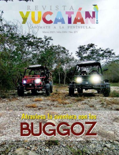 Revista Yucatan Marzo 2021