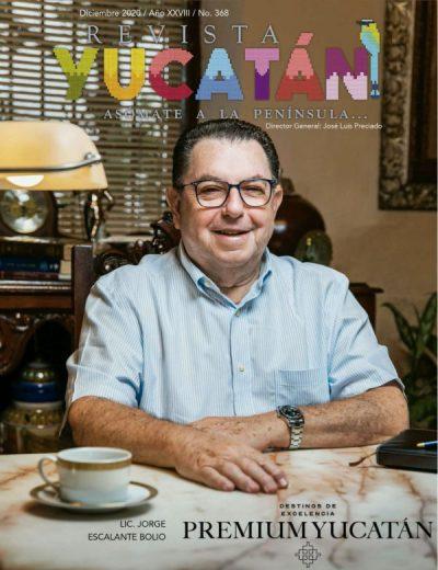 Revista Yucatan diciembre 2020