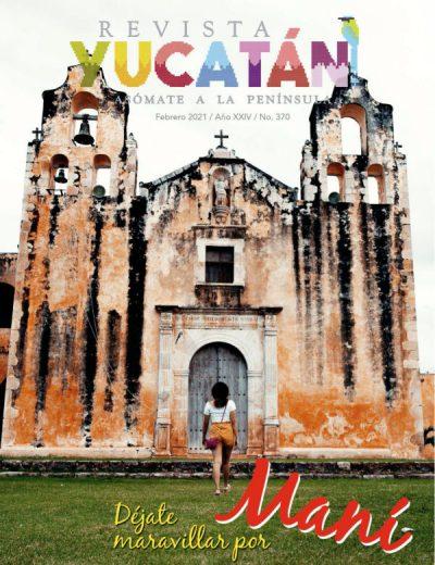 Revista Yucatan febrero 2021