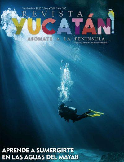 Revista Yucatan septiembre
